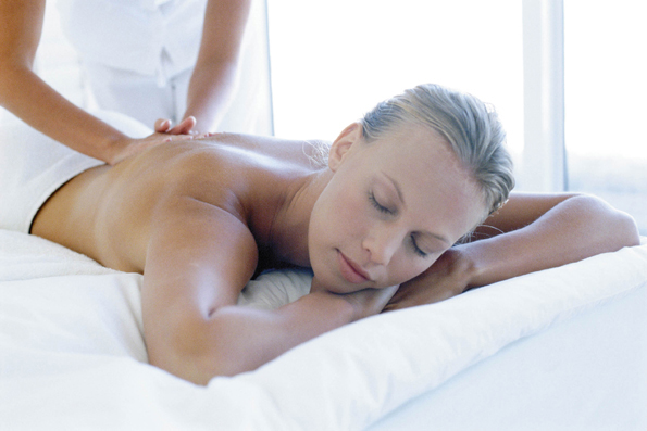 Relaxing Aromatherapy Massage