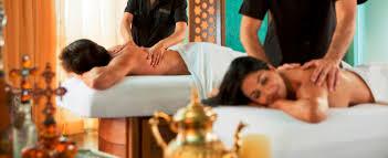 Couples' massage 60' mins (Summer Mobile service)